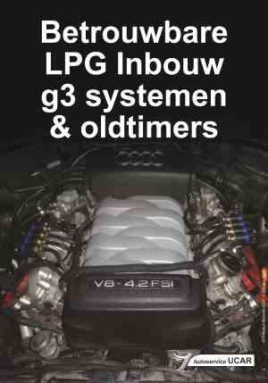 Autoservice Ucar LPG inbouw garage Haarlem