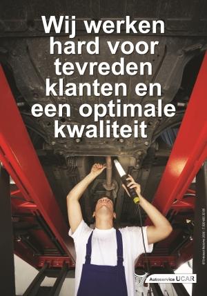 Autoservice Ucar APK Autogarage in Haarlem