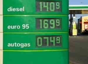 LPG prijzen in Haarlem