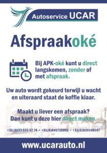 Autoservice Ucar - APK keuring in Haarlem