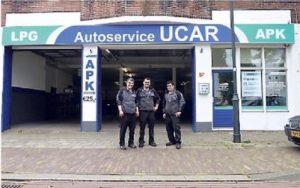 Autoservice Ucar Team - Universeel Onafhankelijk autogarage Haarlem