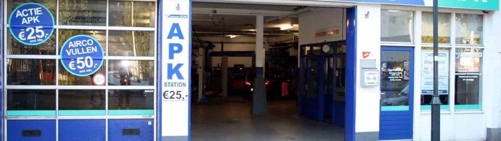 Auto garage Haarlem APK Actie € 25,-