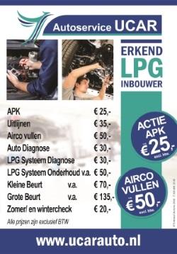 APK Autobanden Uitlijnen Kleine beurt Grote beurt Prijzen