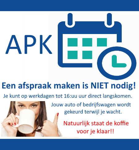 APK keuring in Haarlem